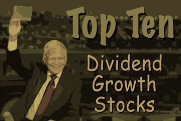 10 Dividend Growth Stocks For February 2020   Seeking Alpha