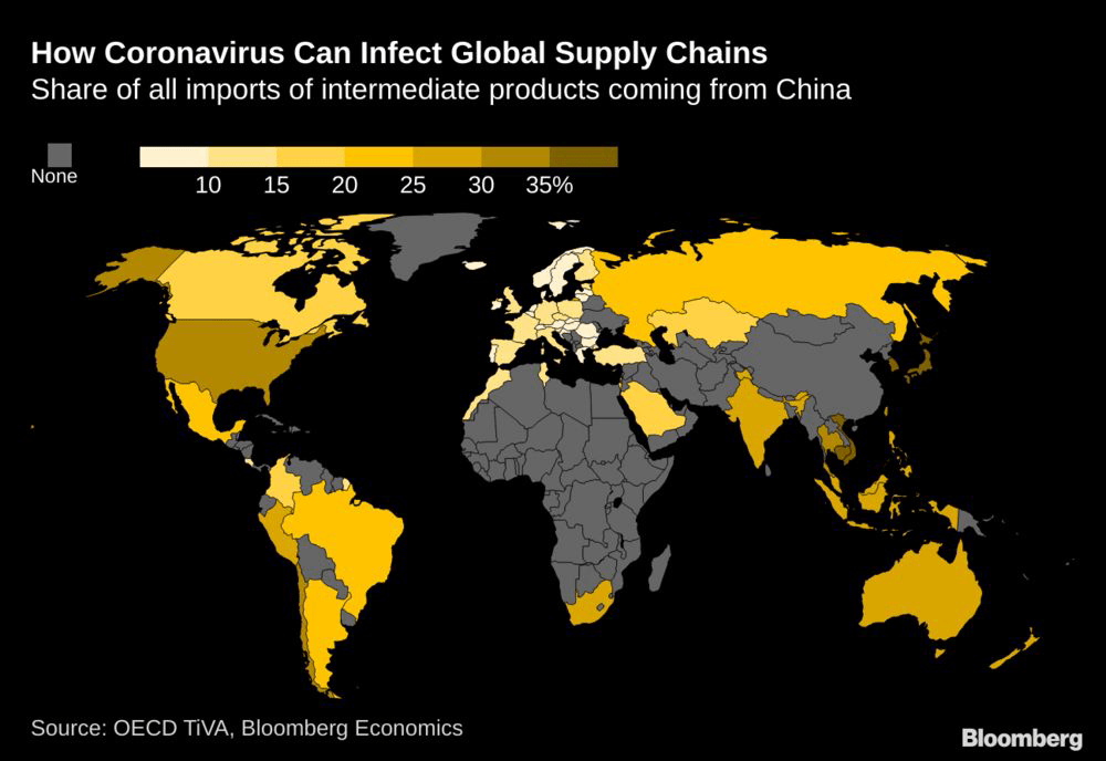 Coronavirus: These Countries, Industries, And Companies Will Be Hit The Hardest | Seeking Alpha