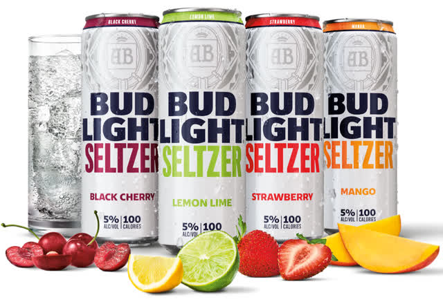 Bud Light Seltzer launches in Superbowl. Beverage industry analysis by Jorge Olson