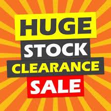 Bildresultat för clearance sale