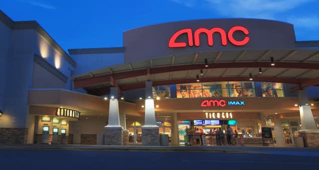 AMC Theatres Dikabarkan Bisa Bangkrut Tetapi Kemungkinan Akan Bertahan ...