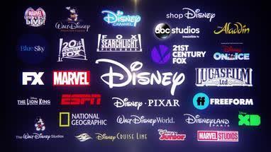 Disney stock analysis - brands
