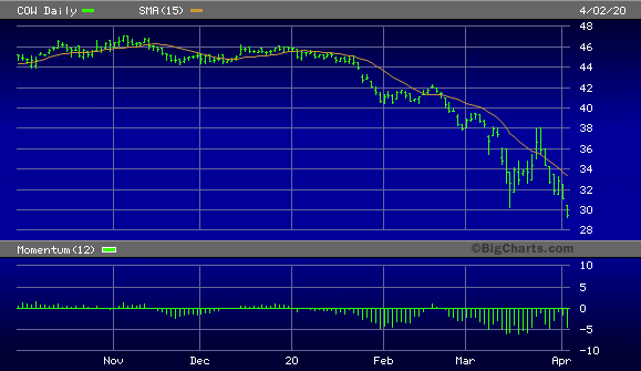 iPath Series B Bloomberg Livestock Subindex Total Return ETN