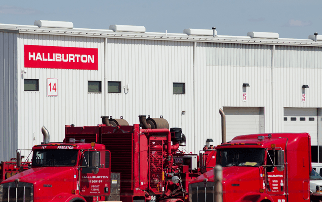 A look forward into the remainder of the year suggests that Halliburton is ready to hunker down, taking a defensive stance in the face of deteriorating crude oil prices and tight exploration and production capex budgets.