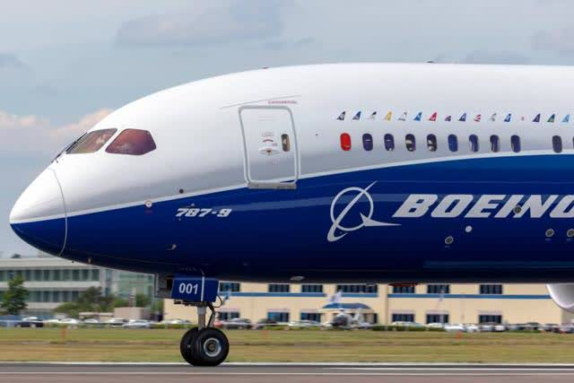 The Boeing Cash Cow