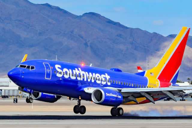 Southwest: My Favorite Airline For Troubled Times