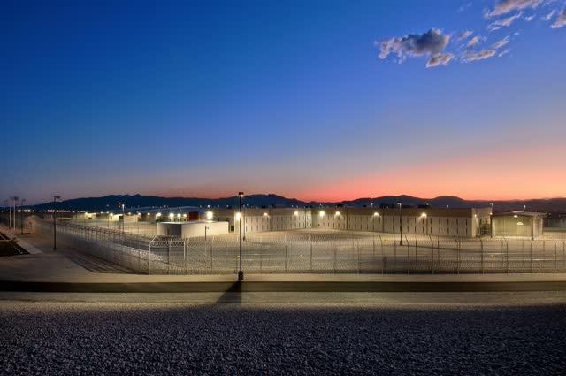 Prisión CoreCivic
