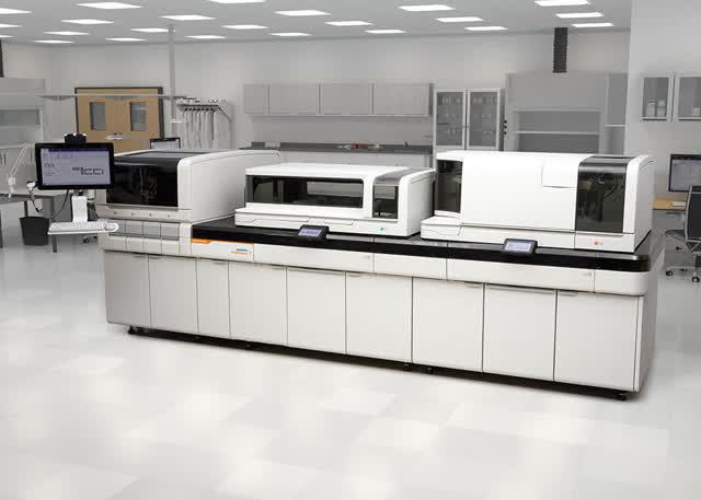 Siemens Healthineers Atellica system