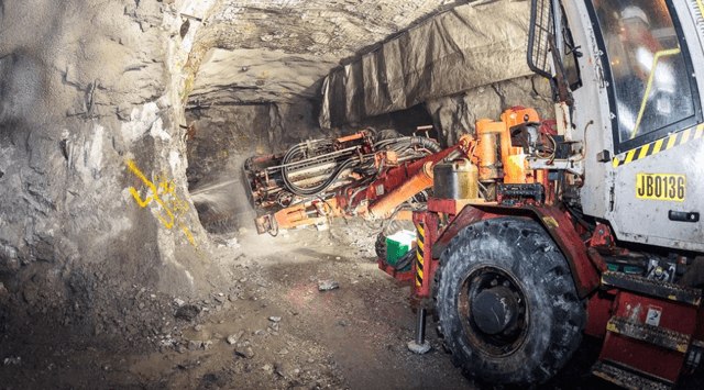 sukari underground mine