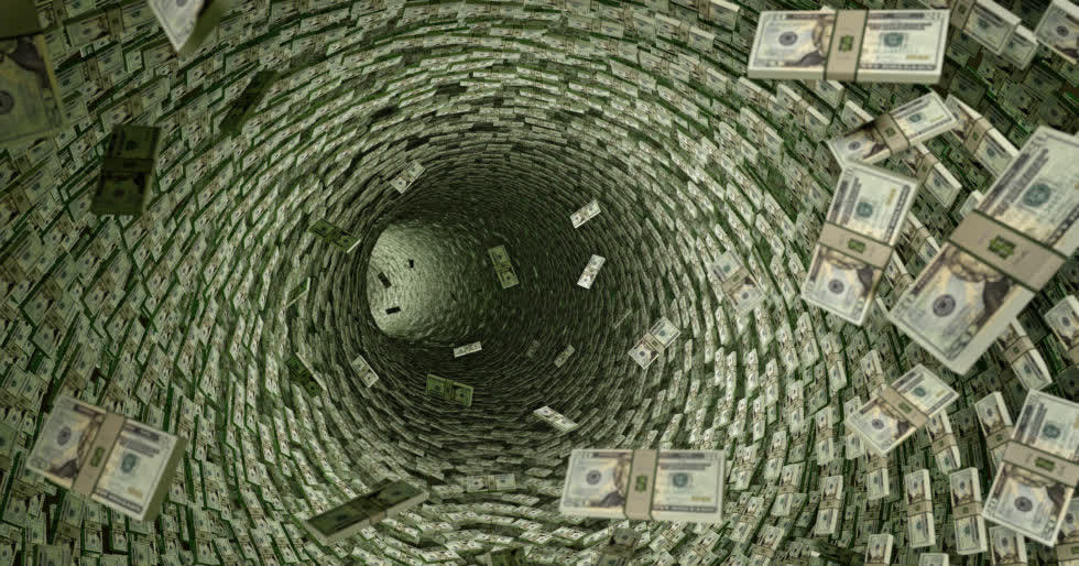 The Monetary Death Spiral Is Accelerating