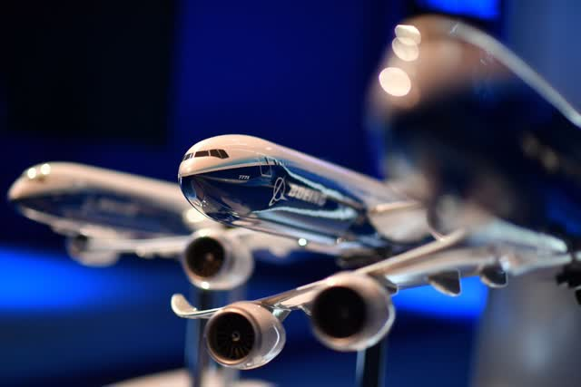 Boeing Orders and Deliveries May 2020