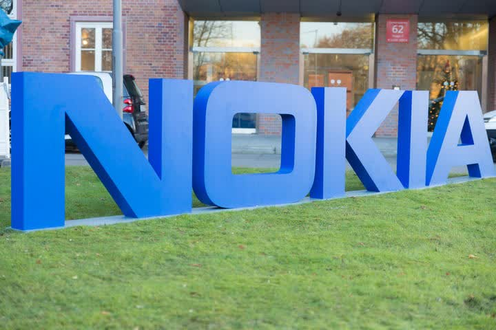 Why Nokia Shares Are Due To Bounce (NYSE:NOK)