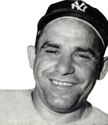 This image has an empty alt attribute; its file name is Yogi_Berra_1956.png
