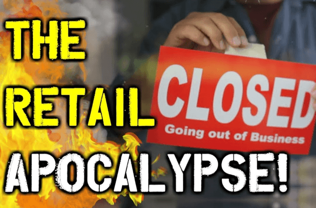 Retail - Especially Malls - More Impaired Than Most Suggest