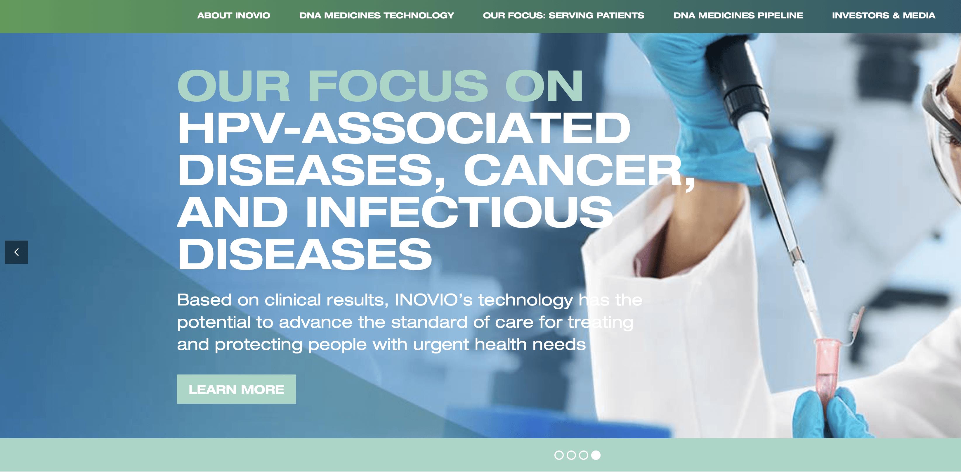 Inovio Pharmaceuticals: A Focus On The HPV Pipeline Candidates (NASDAQ:INO)
