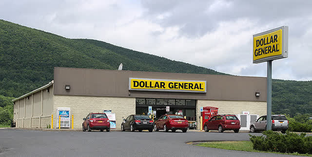 Image result for spirit realty capital dollar general