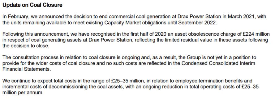 Drax Group Is Very Undervalued (OTCMKTS:DRXGF)