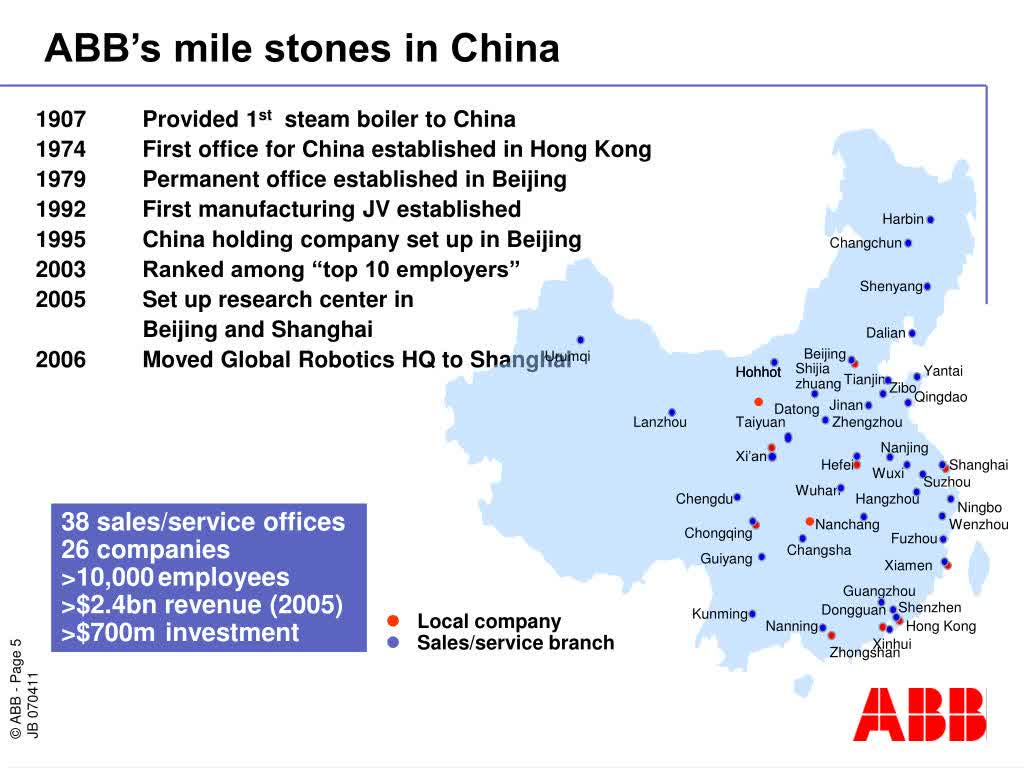 PPT - Automation Trends in the China Market PowerPoint ...