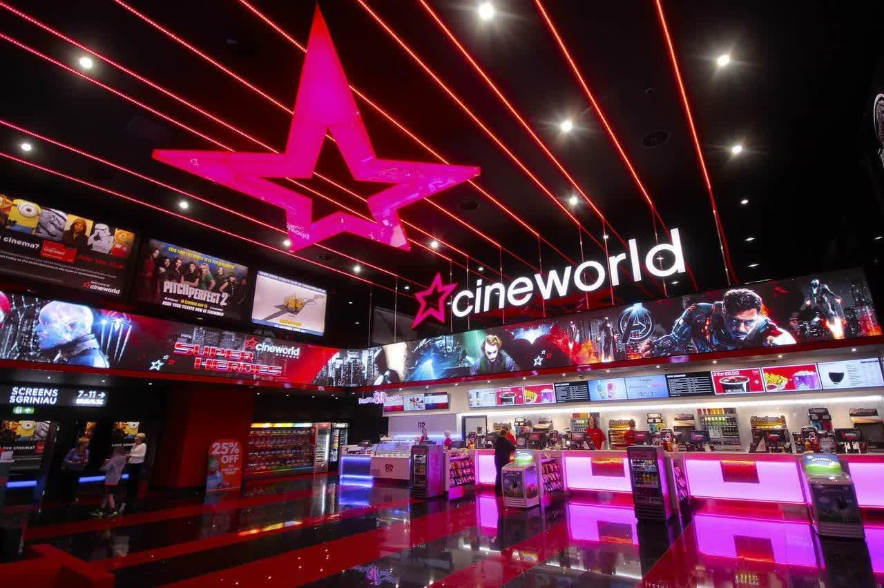 Sell The Bounce On Cineworld (OTCMKTS:CNNWF) | Seeking Alpha