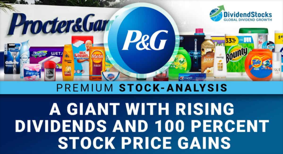 Procter & Gamble Stock: The Train Has Already Left The Station (NYSE:PG) |  Seeking Alpha