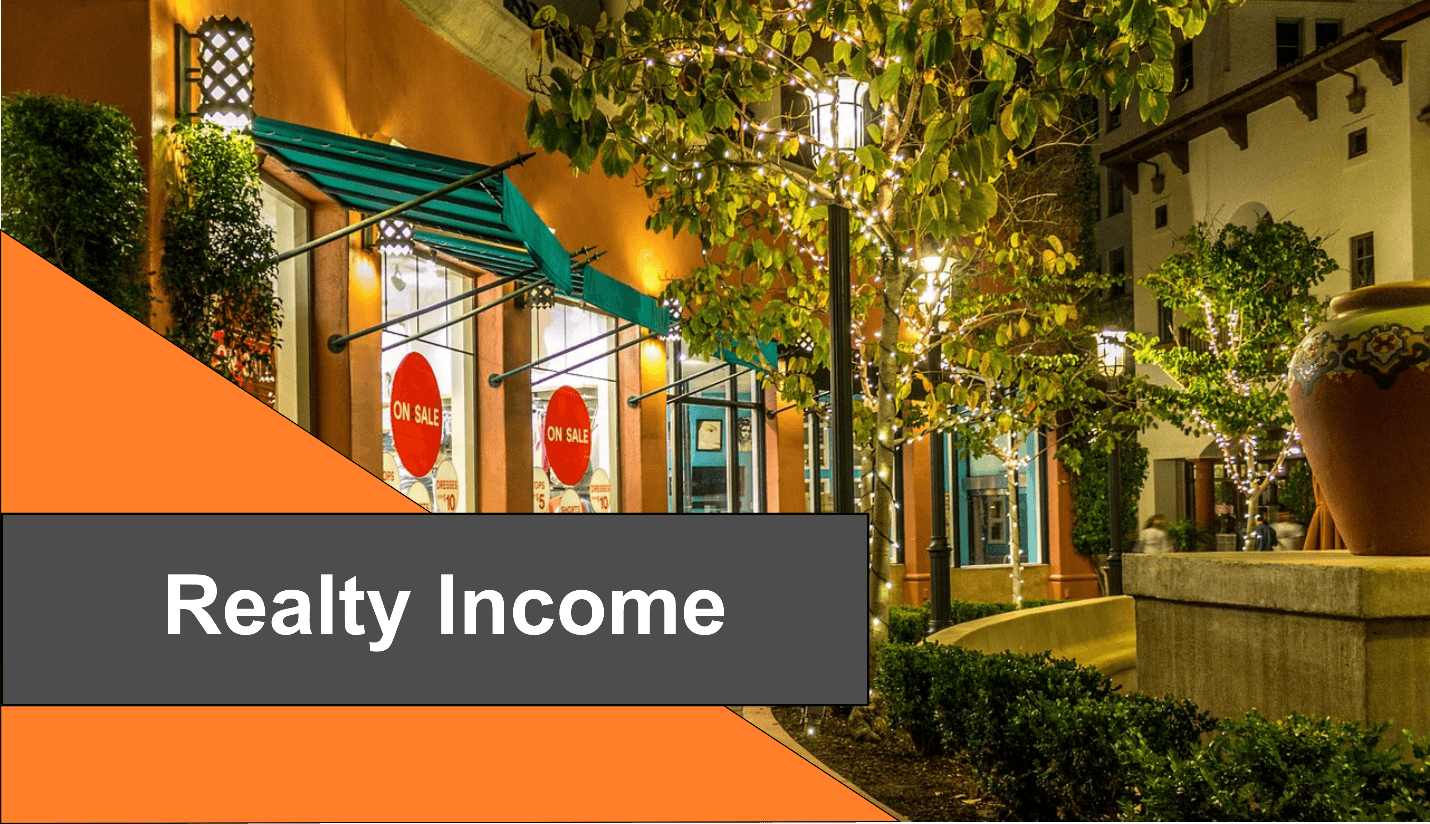 Realty Income: A Good Income Opportunity (NYSE:O)