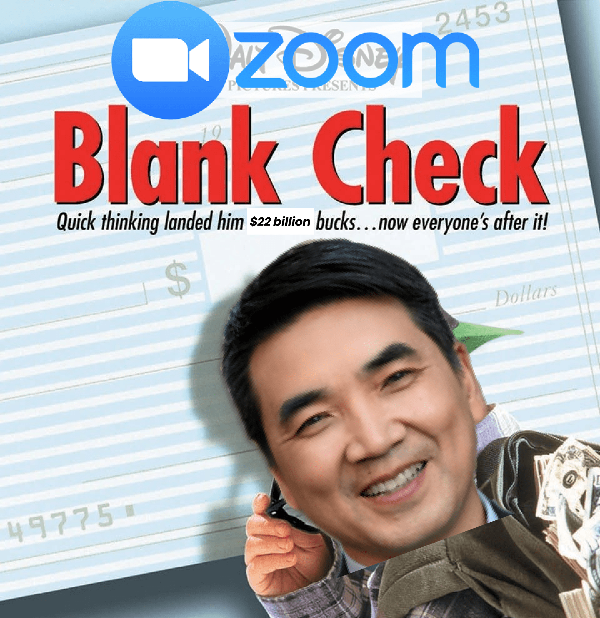 Zoom's Blank Check: What To Do When You Have An Expensive Stock And No Moats - RapidAPI