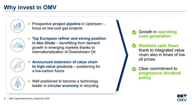 OMV stock analysis – OMV Investor relations