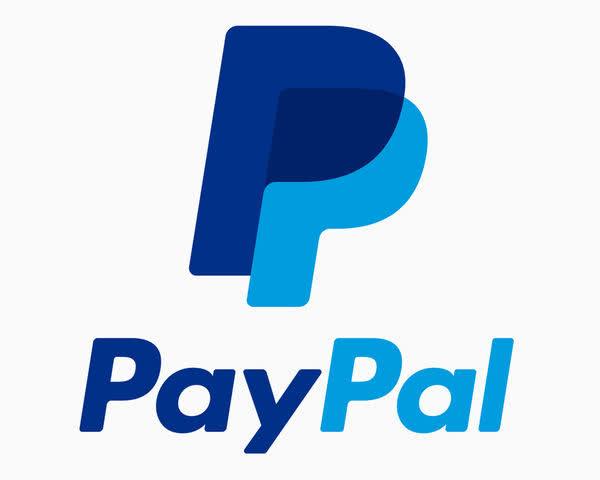 Simplified Brand Logos : PayPal Logo