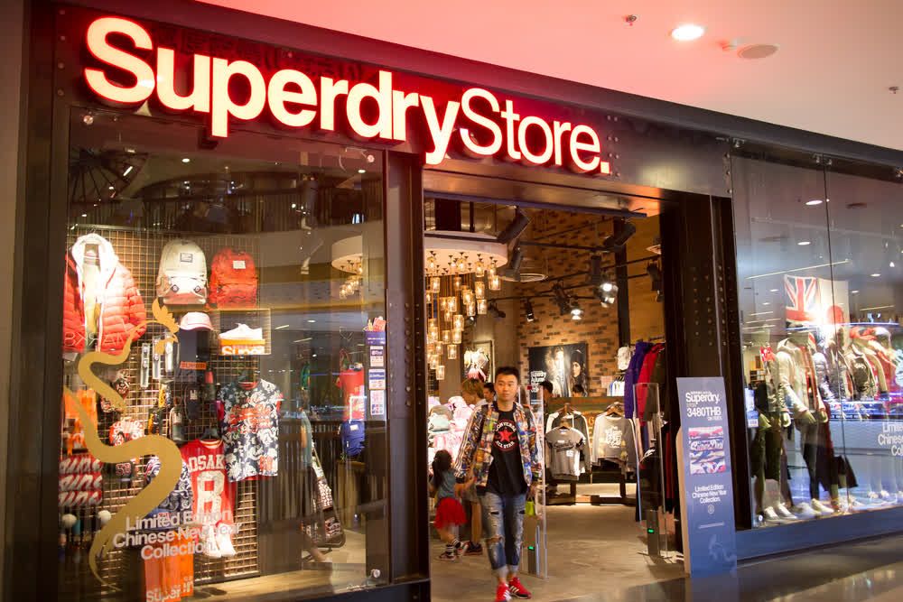 SuperGroup will open SuperDry Sports stores | RetailDetail