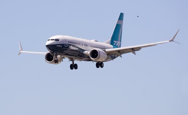 FAA Boeing 737 MAX recertification