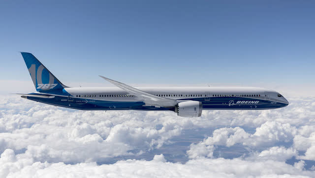 Boeing moves Boeing 787 production Everett Washington to North Charleston South Carolina