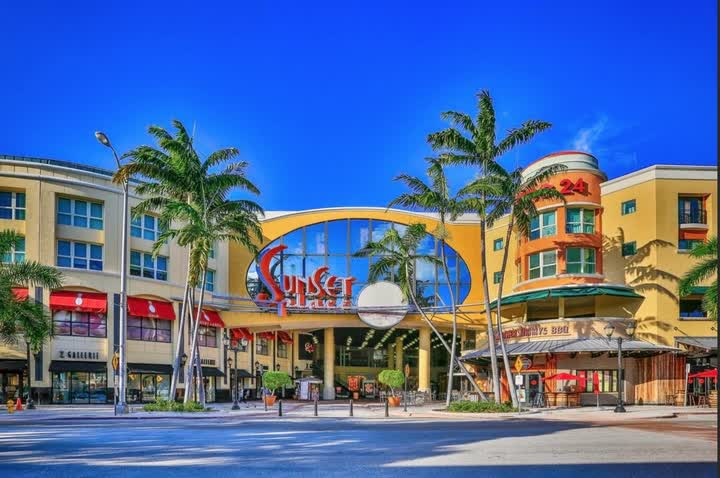 The Shops at Sunset Place | Federal Realty Investment Trust