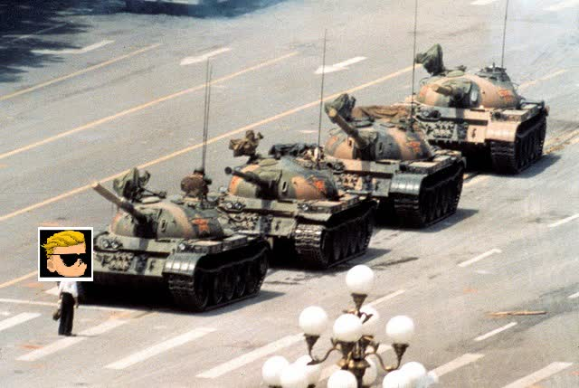 Tiananmen Square For r/WallStreetBets?