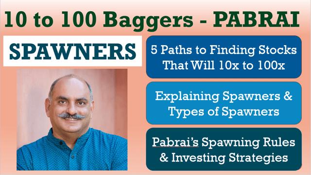 Mohnish Pabrai's Spawning Framework – Source: Author