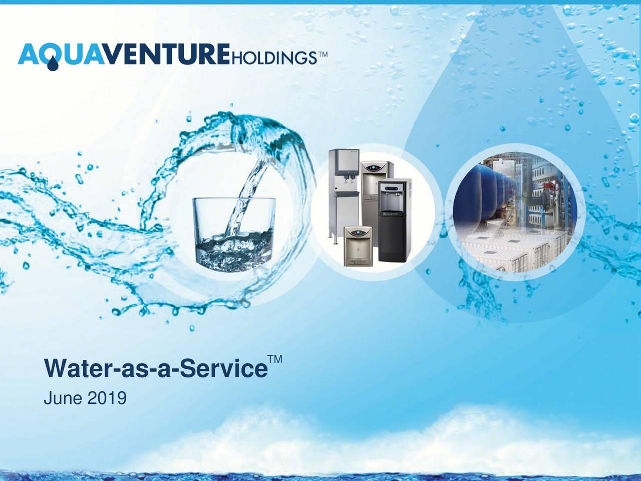 AquaVenture Holdings (WAAS) Investor Presentation - Slideshow