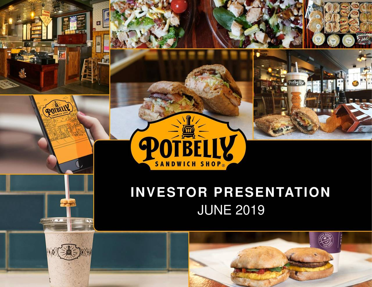 Potbelly Corporation (PBPB) Presents At William Blair Growth Stock Conference - Slideshow