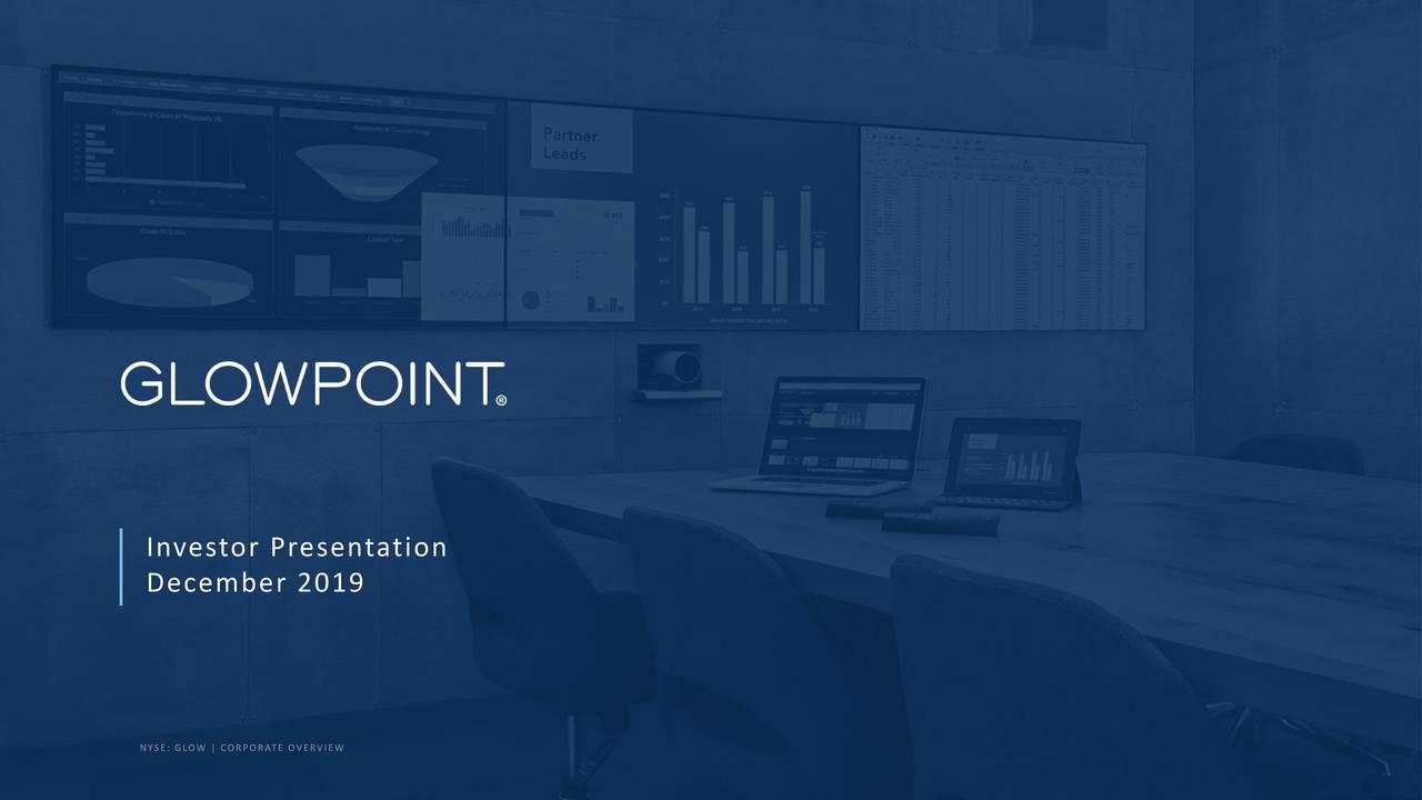 Glowpoint (GLOW) Presents At LD Micro Main Event - Slideshow - Glowpoint, Inc. (NYSEMKT:GLOW) | Seeking Alpha