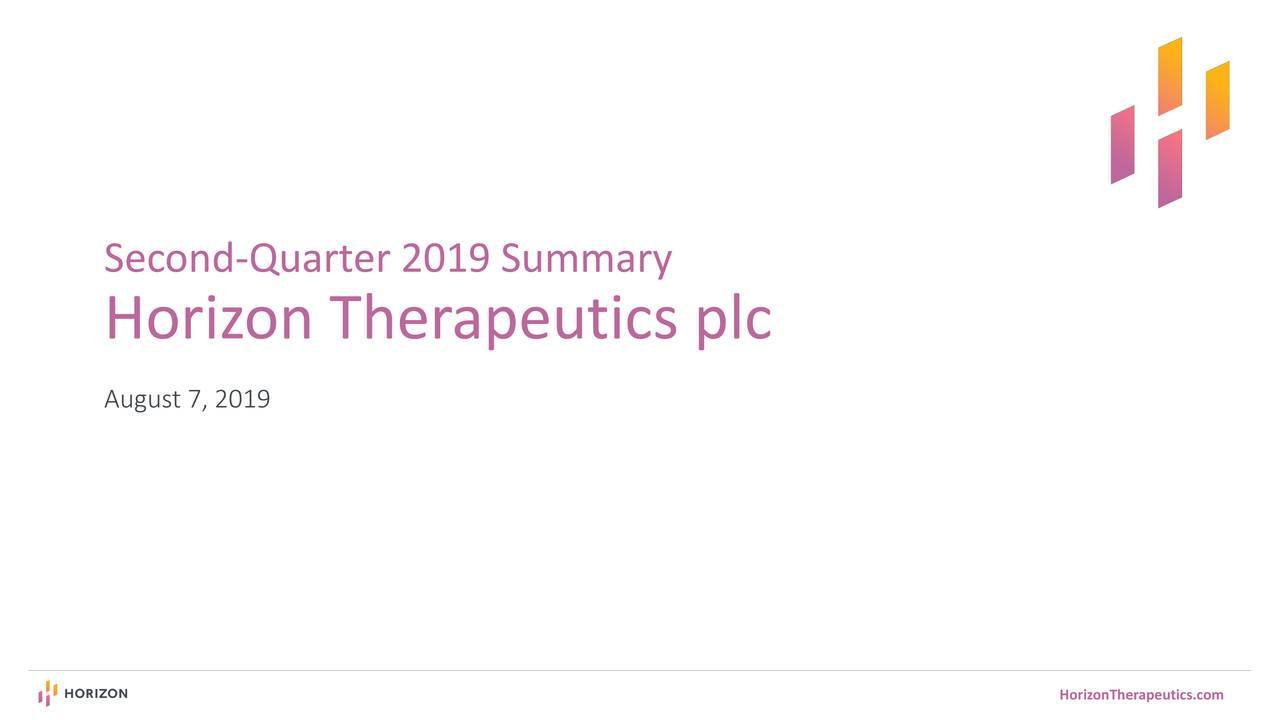 Second-Quarter 2019 Summary
