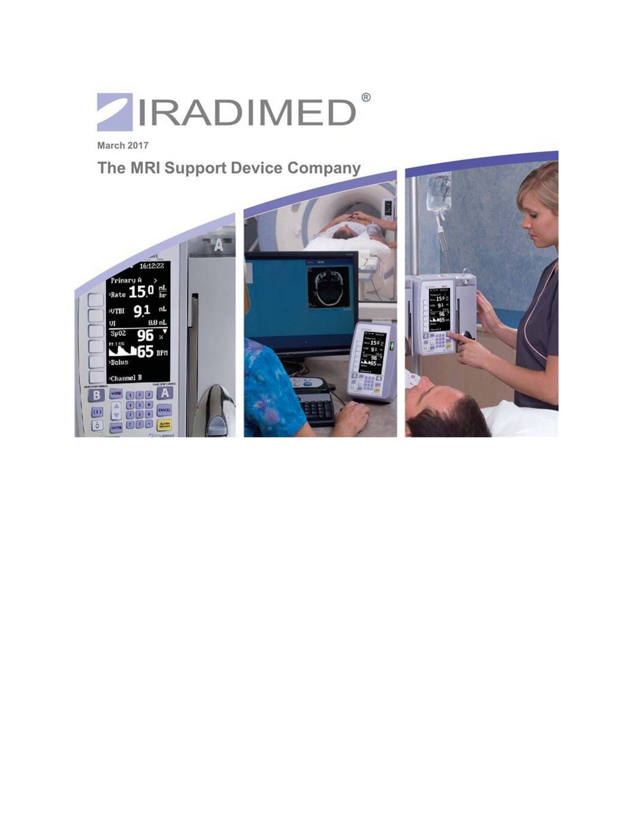 iRadimed (IRMD) Presents At 29th Annual ROTH Conference 2017