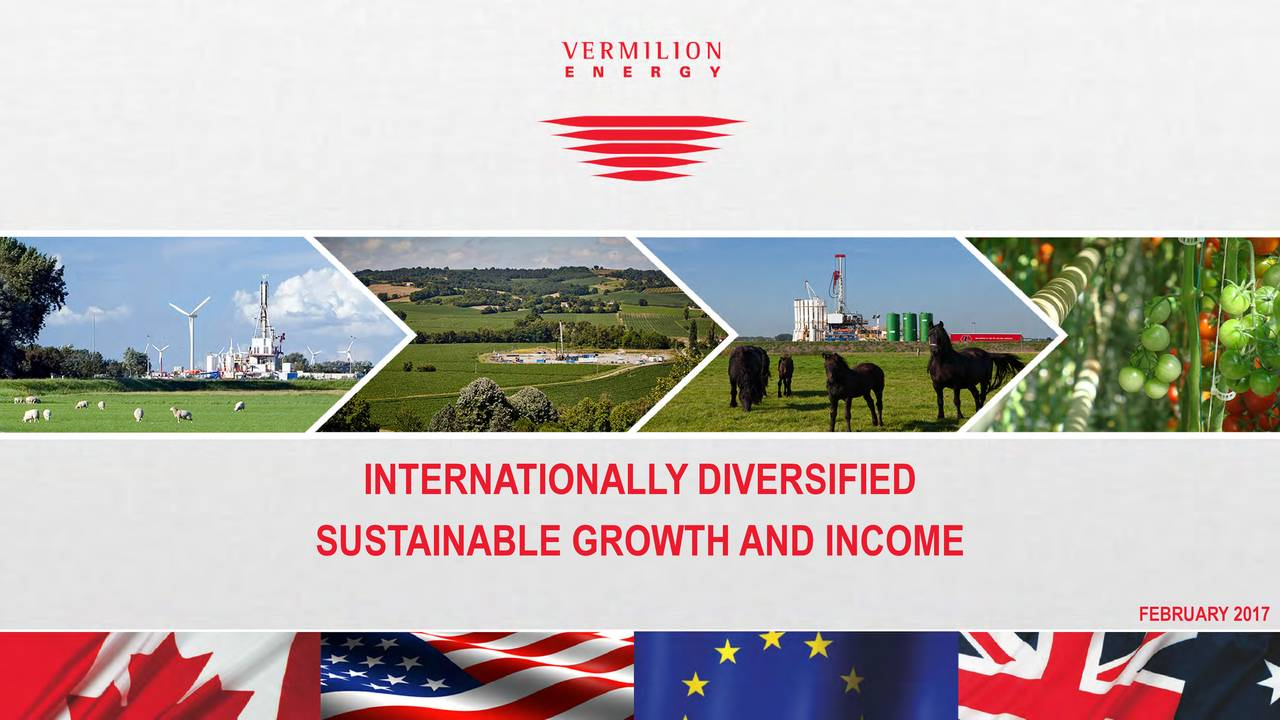 SUSTAINABLE GROWTHAND INCOME FEBRUARY 2017