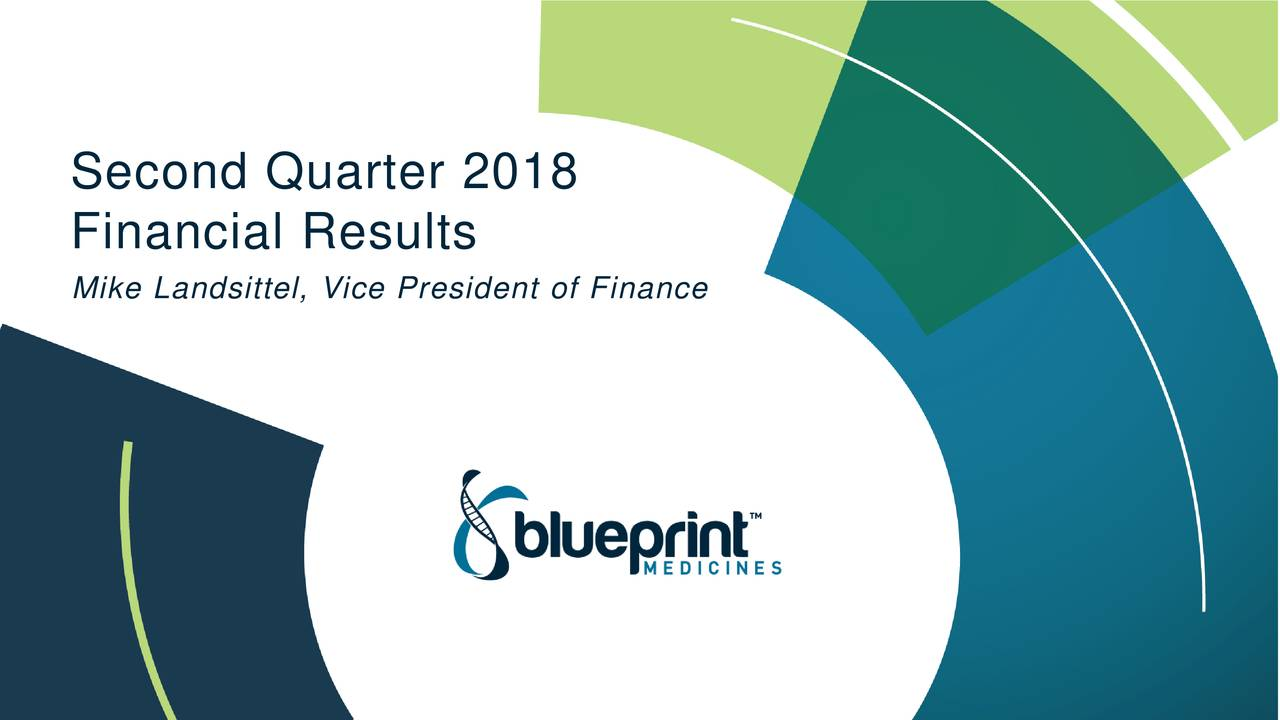Blueprint medicines 2018 q2 results earnings call slides blueprint medicines 2018 q2 results earnings call slides blueprint medicines nasdaqbpmc seeking alpha malvernweather Gallery