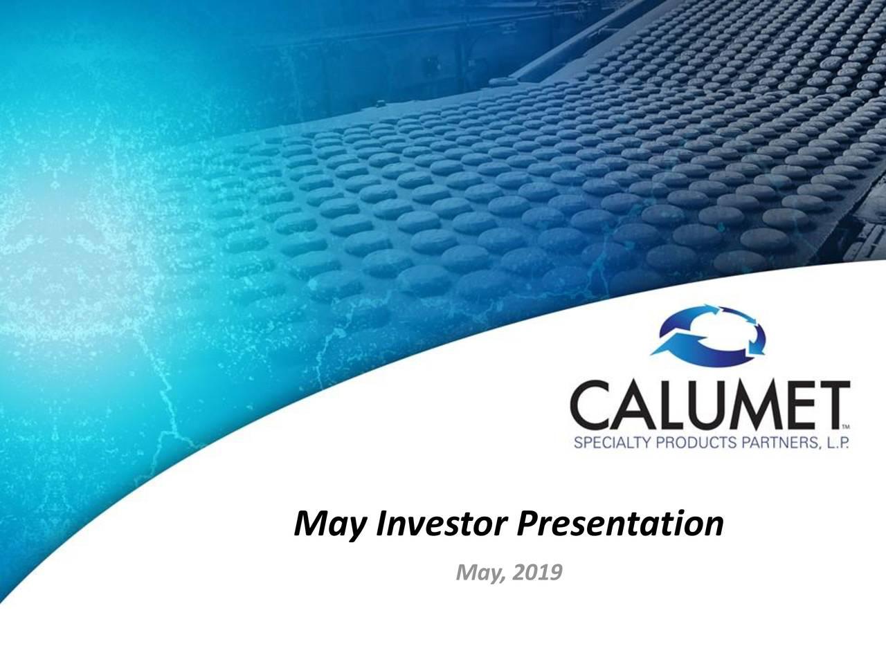 May Investor Presentation
