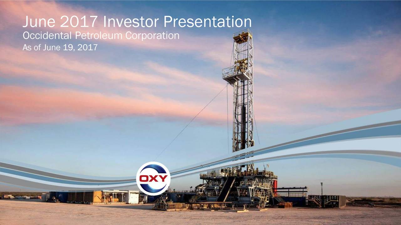 financial statement analysis occidental petroleum Occidental petroleum corporation view our latest analysis for occidental petroleum financial statement analysis investment style: high conviction, long.