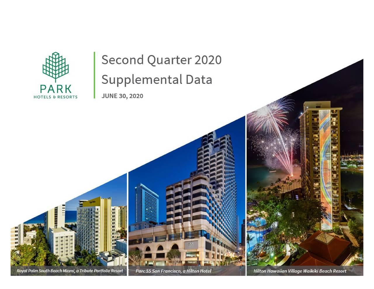 Park Hotels & Resorts Inc. 2020 Q2 - Results - Earnings Call Presentation (NYSE:PK)