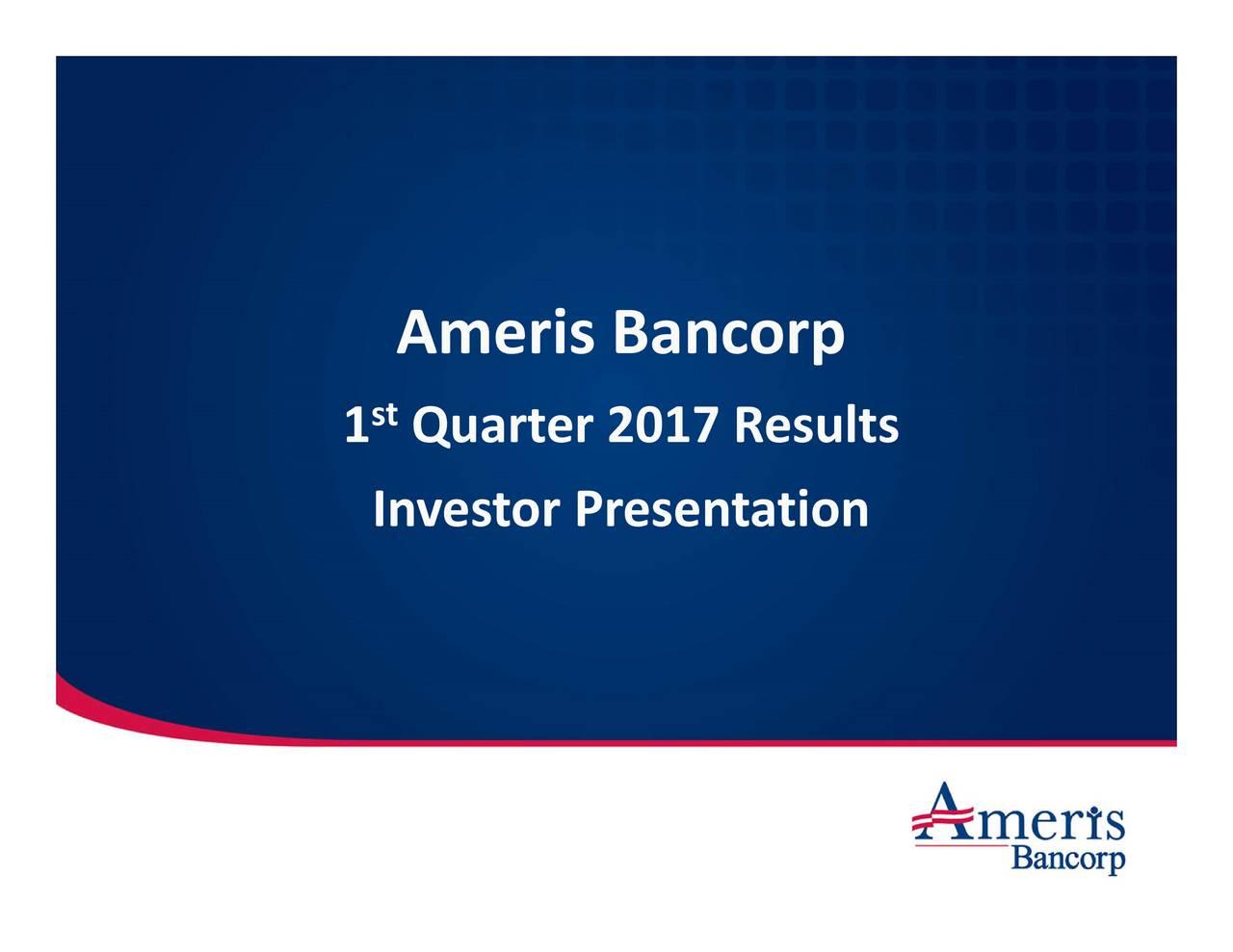 anc017resentation Amerisarter s1 Investor