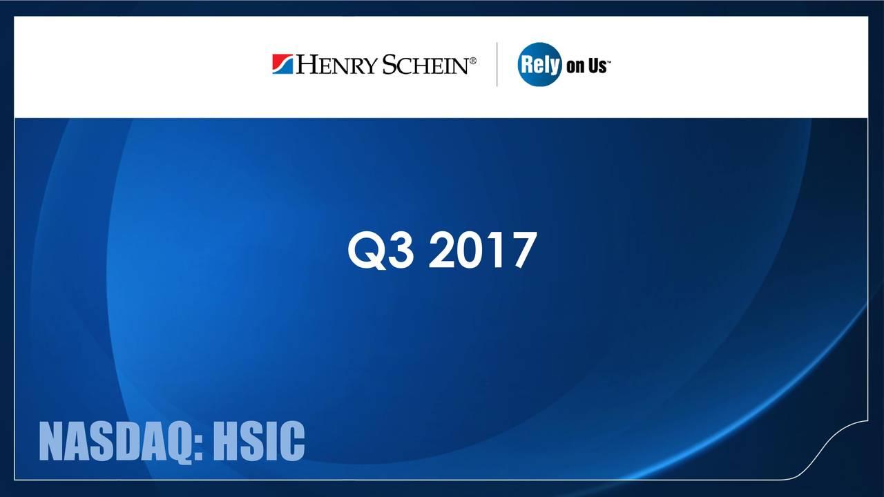 NASDAQ:HSIC