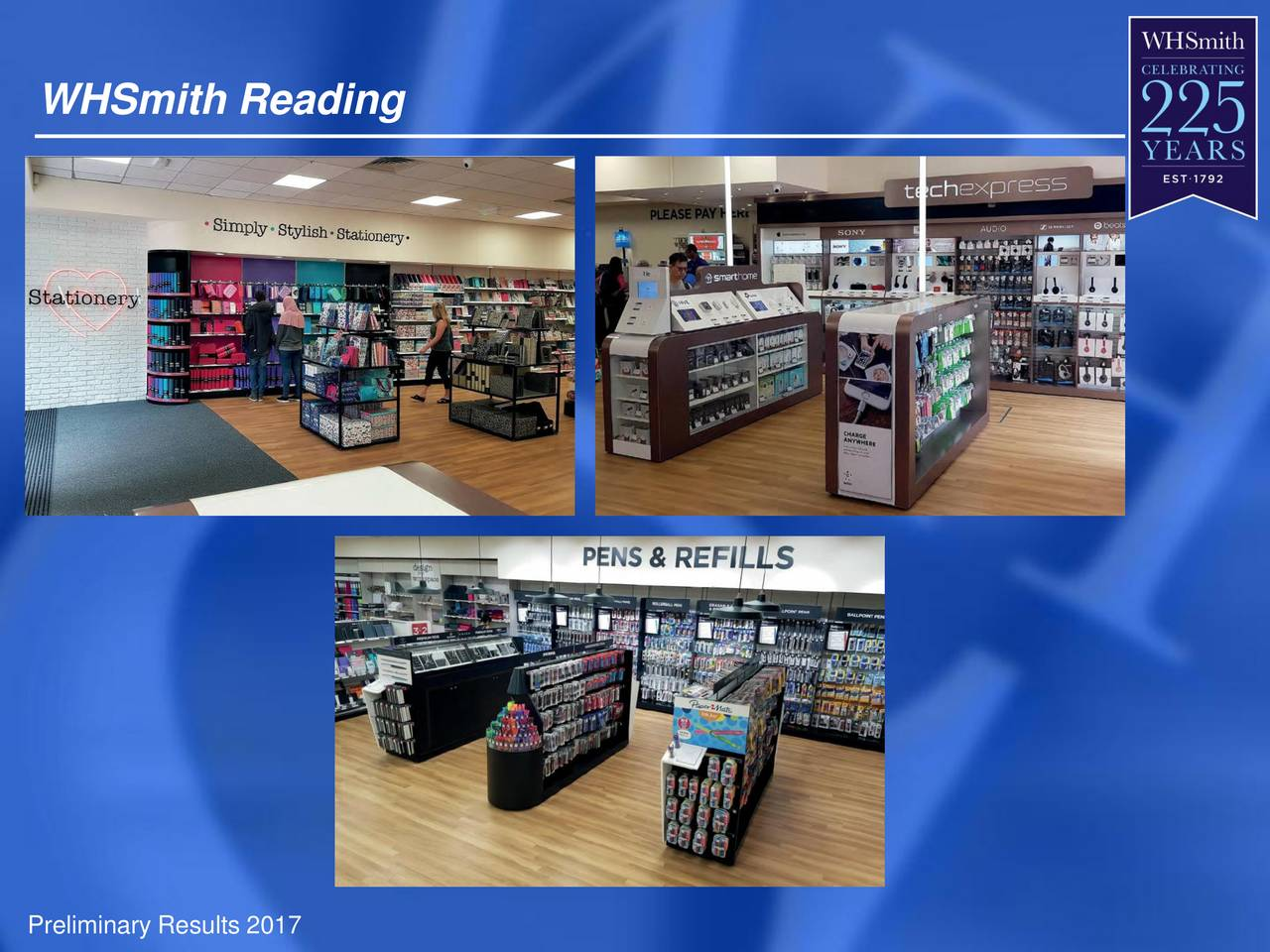 whsmiths strategy Read what current and ex-employees say about working at wh smith get the inside track on pay, people, culture and training all from people who have worked at wh smith.