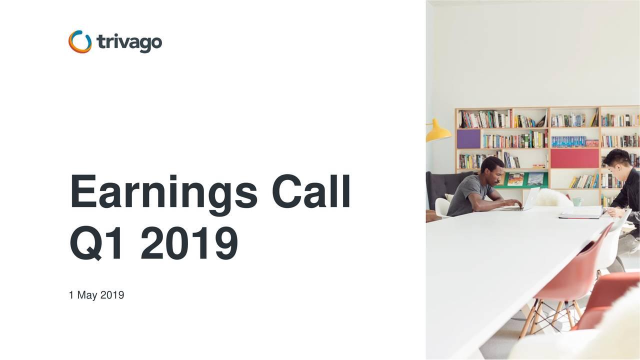 Q1 2019 1 May 2019