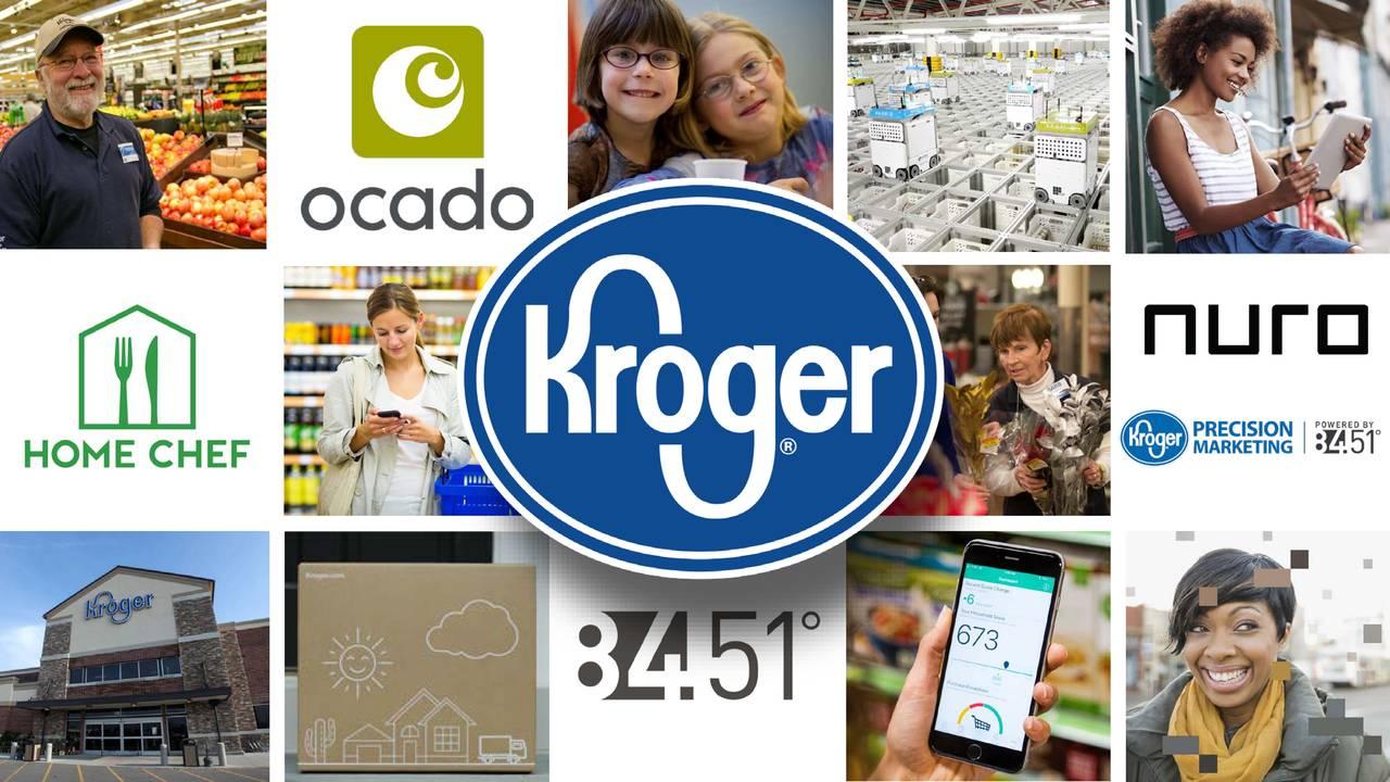 Kroger (KR) Investor Presentation - Slideshow