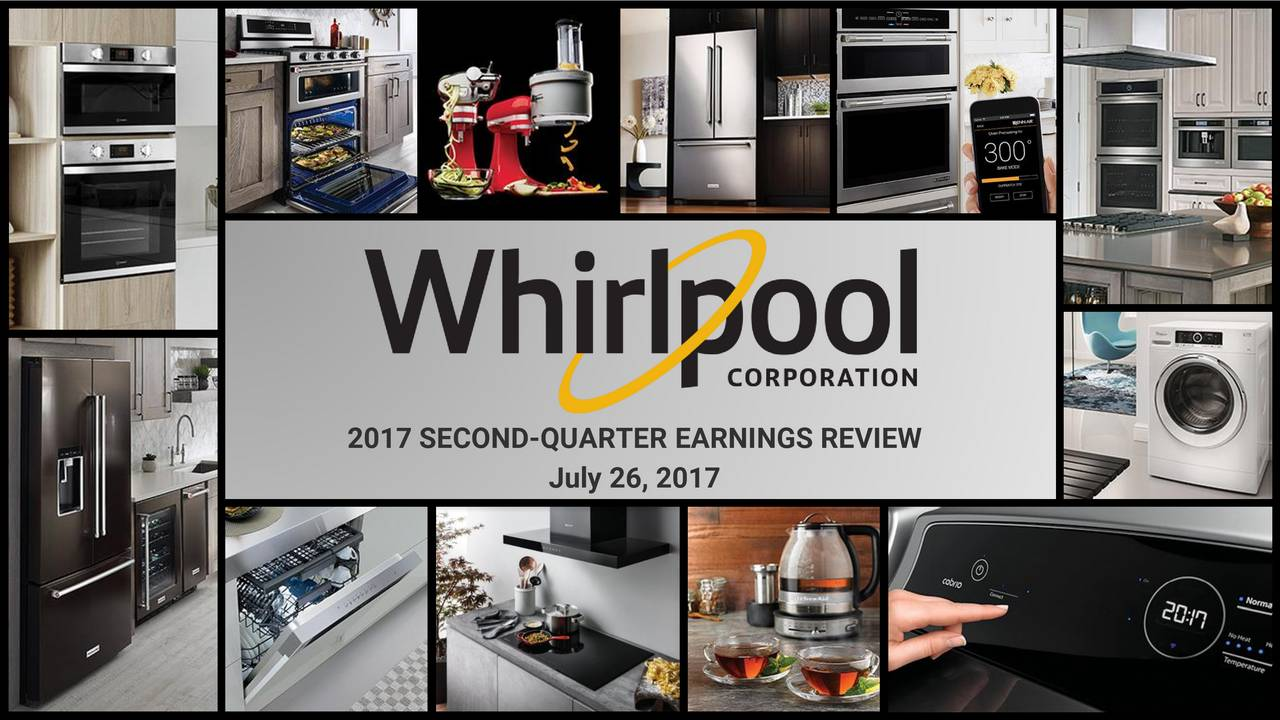 an analysis of the market of the whirlpool corporation The other key players dominating the microwave oven market include lg electronics, samsung electronics, alto-shaam inc, ab electrolux, sharp corporation, hoover limited, illinois tool works inc, galanz enterprise group, whirlpool corporation and panasonic corporation.